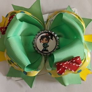 Wrecked it Ralph venellope hairbow